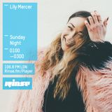 The Lily Mercer Show | Rinse FM | March 13th 2016 |