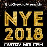 #UPCLOSEANDPERSONALMCR Dmitry Molosh