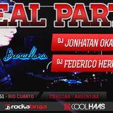 Jonathan Okanto @ Real Party (Río Cuarto - Córdoba) 24-08-2013