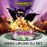 Diego Lirussi - Back to AMK - Domingo 11 Febrero 2018