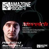 Amazone Podcast 03 by NIEREICH ( Live act from Winterworld Festival 2013)