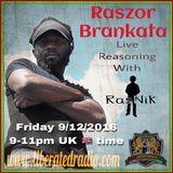 Raszor Brankata..Inner View...Liberated Radio.