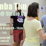Kizomba Thu with Zé Branco at Studio Up, 17th May 2018