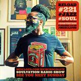 Soulvation Radio Show #221 (12.08.2018)