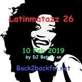 Latinmatazz 26 10 Feb 2019