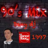 radio dancefloor 90's mix 1997 06 04 2019