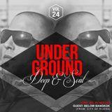 Underground Deep & Soul Vol24 [ Mixed by Below Bangkok]