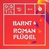Barnt & Roman Flügel - DGTL Barcelona [09.19]