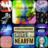 The Electric Wave 21st Sep 2017 on near Fm presented by Rob Garvey