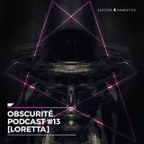 Electrodoméstico podcast #13 - Obscurité [Loretta]