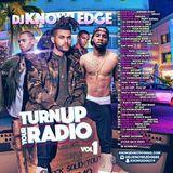 DJ KNOWLEDGE - TURN UP YOUR RADIO VOL. 1