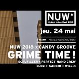 DUDZ @ Grime Time! /w Scrufizzer, Perfect Hand Crew & more - 180524