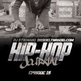 Hip Hop Journal Episode 15 w/ DJ Stikmand