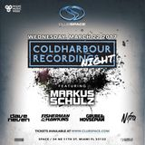 Nifra Live @ Club Space Miami, United States, Coldharbour Night, MMW 22-03-2017