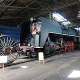 VLÁKání divočiny: Železniční depozitář NTM v Chomutově