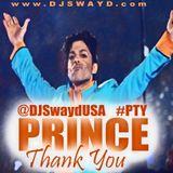 PRINCE Thank You #PTY