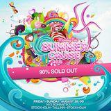 Sam Jones – Live Monday Bar Summer Cruise, Sweden [28.08.2015]
