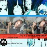 DJ VK Tekknomaniakk live for Report2Dancefloor