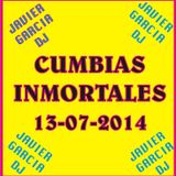 CUMBIAS INMORTALES 13-07-2014