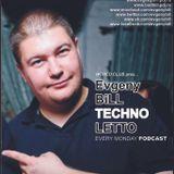 Evgeny BiLL - Techno Letto Podcast 043 (10-12-2012)