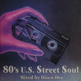 U.S. STREET SOUL SELECTION - Mixed by Jamma-Dee (Dyami O'Brien)