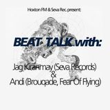 Beat Talk 02 on Hoxton FM radio (Jag Kiranmay & Andi)