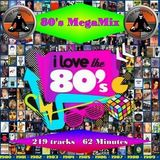 DJ Johnathan - The Greatest 80's Megamix Of All Time (Section The 80's Part 5)