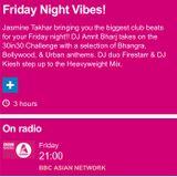 DJ Kiesh & DJ Firestarr - BBC Asian Network #HeavyweightMix
