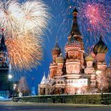 RED SQUARE MIX