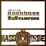 Bass Tribe NoonBass // SxStampede // 10.14.13