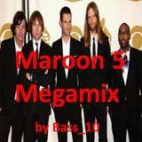 Maroon 5 Megamix (16 tracks, 2016)