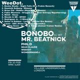 Village Underground - Mixmag Live: WeeDot.
