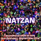 Natzan - Recorded at Tribe of Frog September 2016