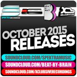 Spektra Music - October 2015 Releases