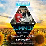 2014.08.16 - Amine Edge & DANCE @ Sidewinder Festival - Donington Park, Leicester, UK