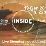Roy Gilles @ INSIDE Club 19.01.2014