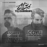 Coyu - Live @ Slakthuset Club (Stockholm, SWE) - 25.03.2017