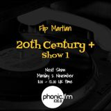 20th Century Plus on Phonic FM - Show 1