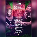 2017.05.20. - DREAM HOUSE - Cafe del RIO, Budapest - Saturday