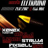 Xenex live @ Club MKC, Zupanja [21.12.2012] Part II
