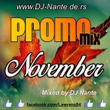 Promo Mix November