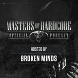 Official Masters of Hardcore Podcast Episode 196 By Broken Minds