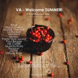 David Divine - Welcome SUMMER! (Continuous Mix)