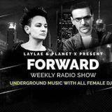 PLANET X & CLUBIO present FORWARD radio show n°209 - 2017-07-21 - ELA STANSKA (Poland).mp3(275.4MB)