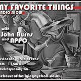 Fave Things radio June 2013