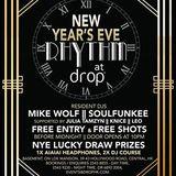 Drop NYE 2015 Hong Kong