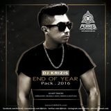 DJ KRIZIS - END OF YEAR PACK 2016