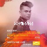 KhoMha - A State Of Trance Festival 900 International Exhibition Center Kiev Ukraine 22.06.19