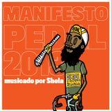 Manifesto Pedal 2013 musicado por Shela