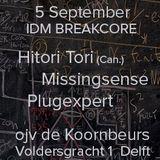 Missingsense Liveset Korenbeurs 05-09-2013